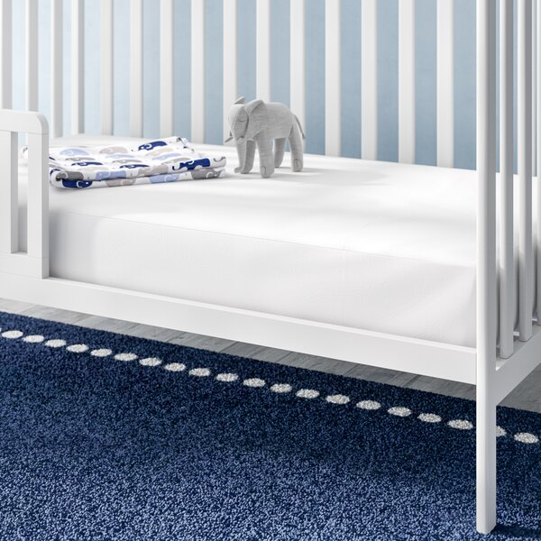 Albany 100 Cotton Waterproof Crib Mattress Protector By Viv Rae.